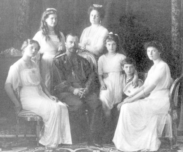 Russia's Royal Family -- The Romanovs