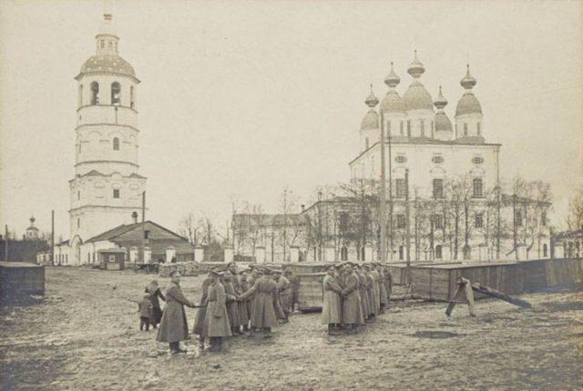 Sobor Mikhaila Arkhangela - Arkhangelsk (Archangel)