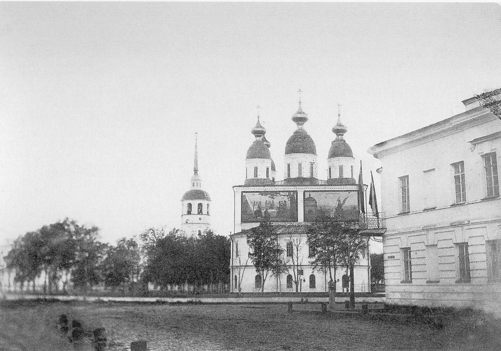Sobor Mikhaila Arkhangela -  (Archangel)