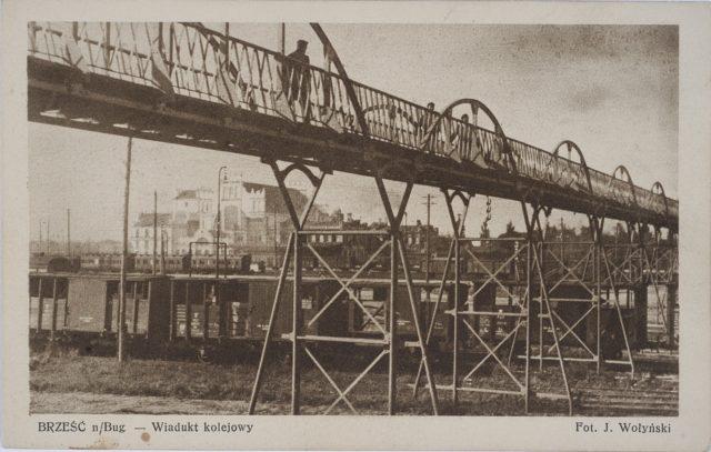 Brest-Litovsk train station