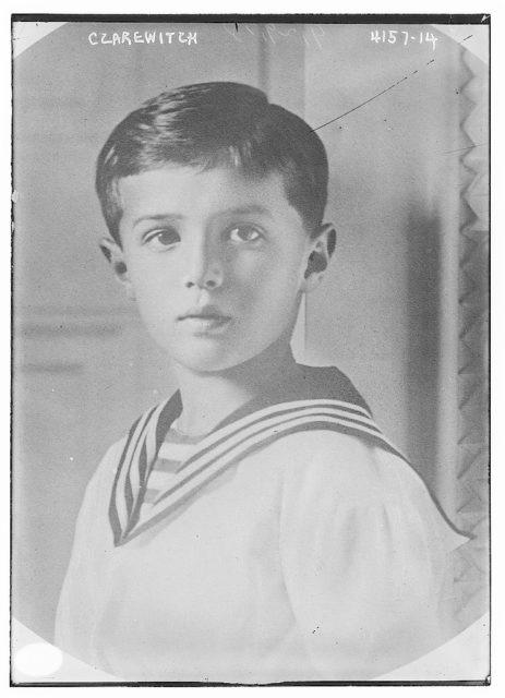 Czarewitch Alexei