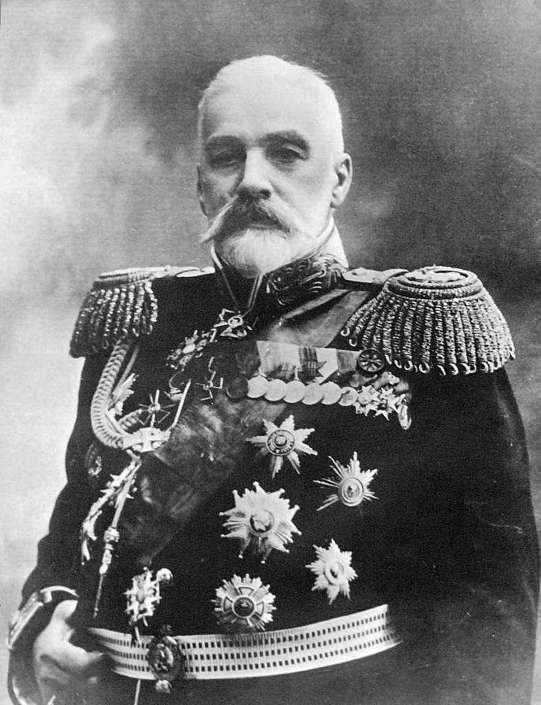 Grigorovich Ivan Konstantionovich