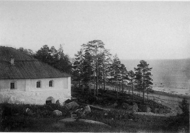 Onega, Arkhangelsk region, Russia, White Sea.