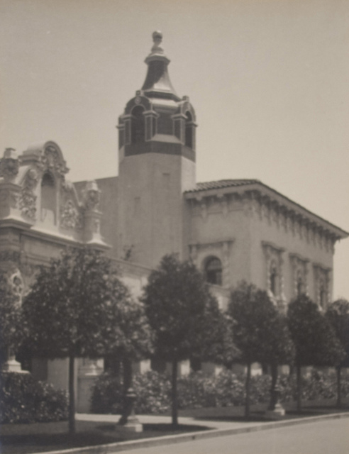 Science of Man Building (Panama-California Exposition)