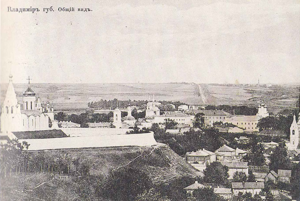 Владимирская область открытки, брату лет