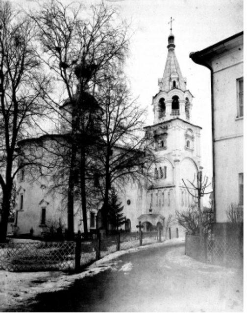 Bogolyubsky Monastery - Vladimir.