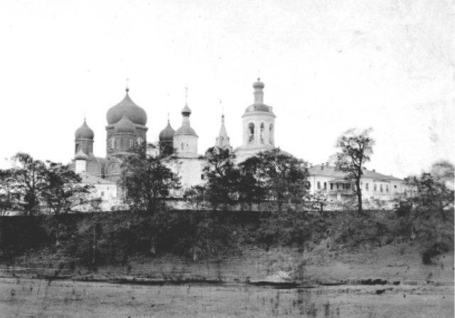 Vladimir - Bogolyubsky Monastery of the Nativity of the Virgin