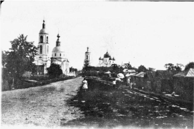 Bogolyubsky Monastery