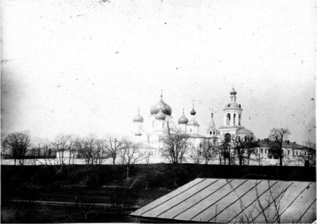 Bogolyubsky Monastery of the Nativity of the Virgin. Vladimir,  Russia