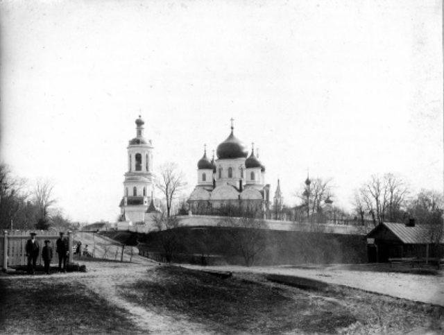 Bogolyubsky Monastery of the Nativity of the Virgin. Vladimir