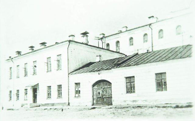 Vladimir Central (Prison hub)