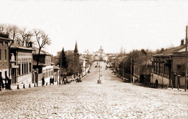 Vladimir, The Noble Street