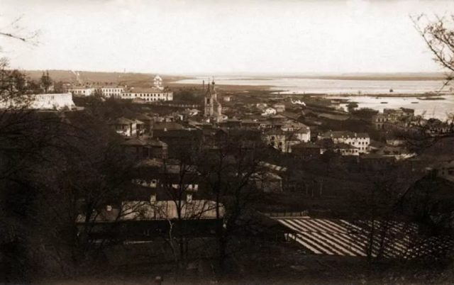 Vladimir - View from Dmitrievsky Cathedral