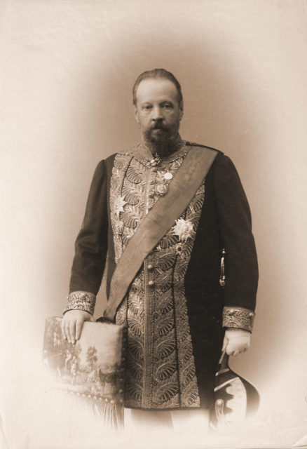 Witte Sergey Yulievich - Earl, Minister of Finance