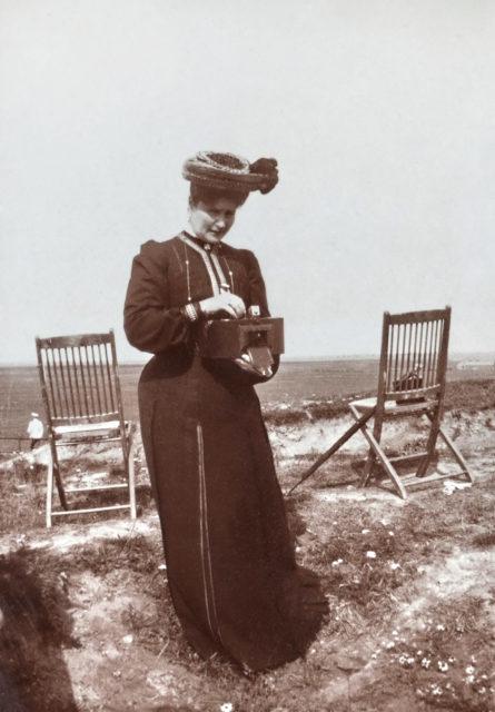 Empress Alexandra Feodorovna, Crimea, Livadia, 1916