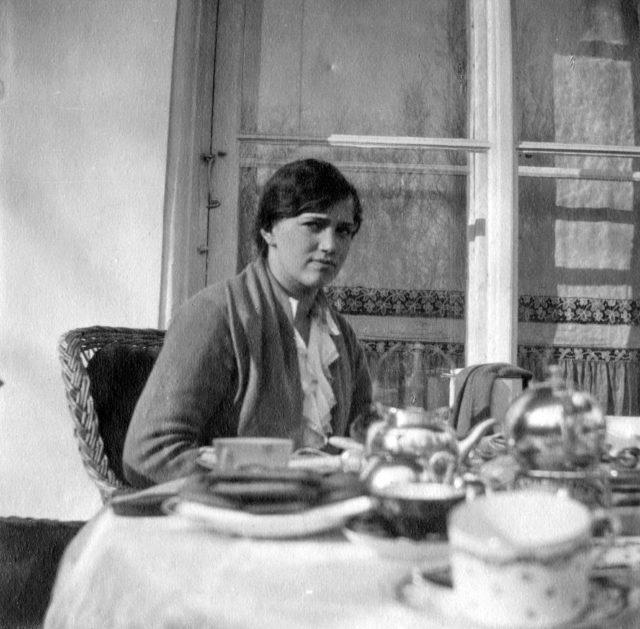 Grand duchess Maria .1916