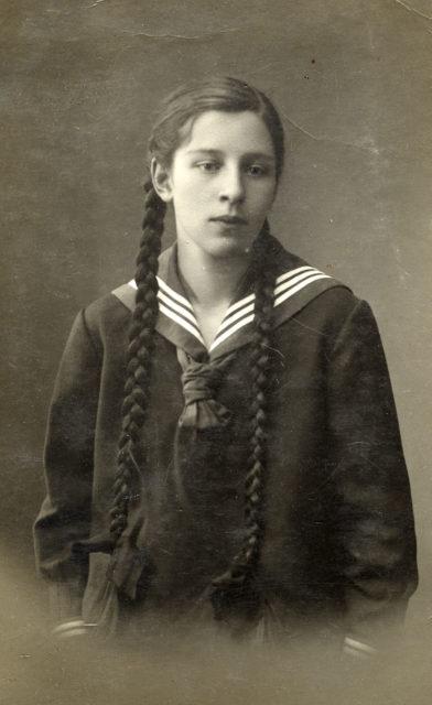 Nina Emelyanova. Murom, Vladimir Province, Russia