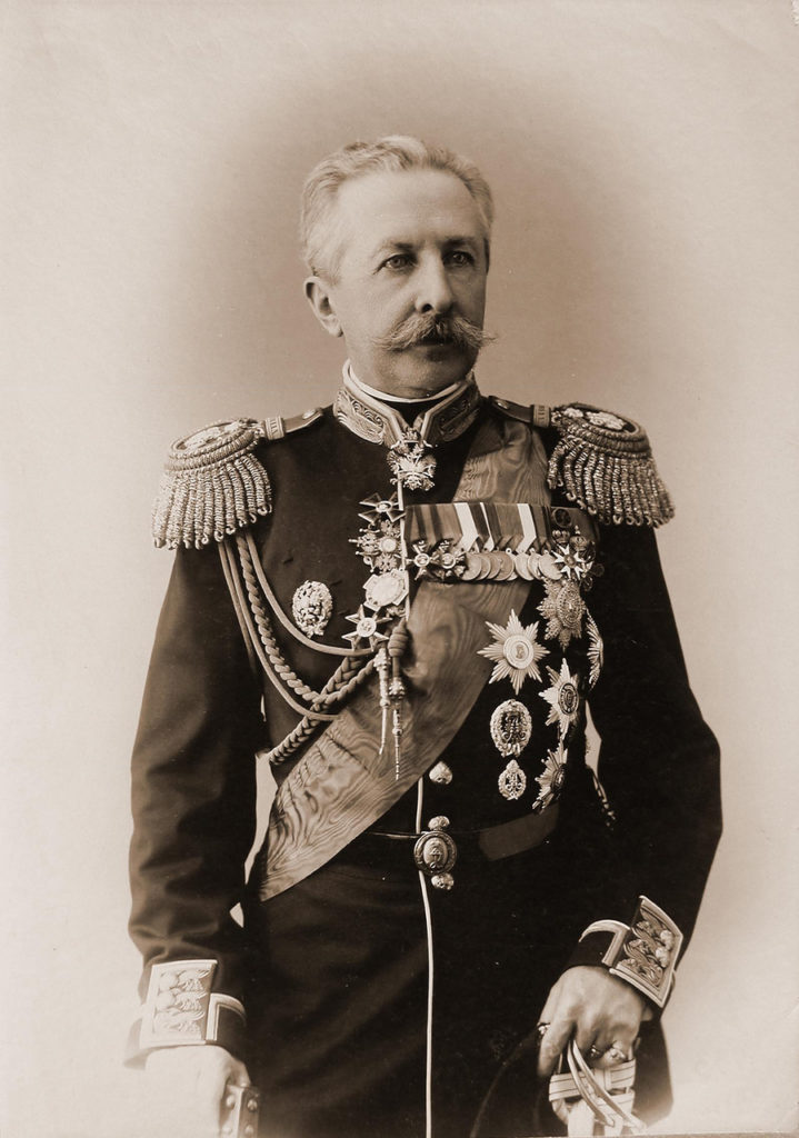 Arseniev Dmitry Sergeevich - Adjutant-General, Russian admiral, participant of Central Asian campaigns, member of the State Council of the Russian Empire