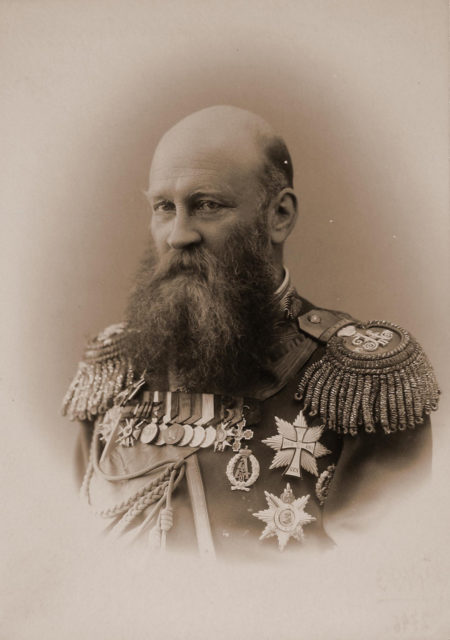 Baryatinsky Vladimir Anatolyevich - prince, hagermeister of the Court of His Majesty, general from the infantry, member of the State Council of the Russian Empire.