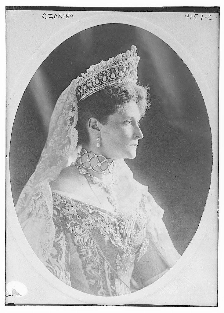 Czarina Alexandra Feodorovna
