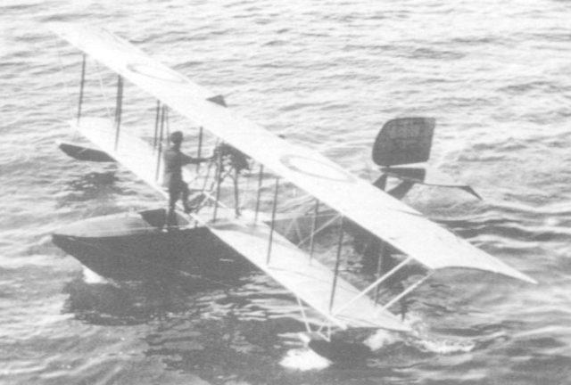 Flying boat LM-2
