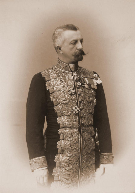 Gendrikov Alexander Ivanovich - Earl, member of the State Council of the Russian Empire.