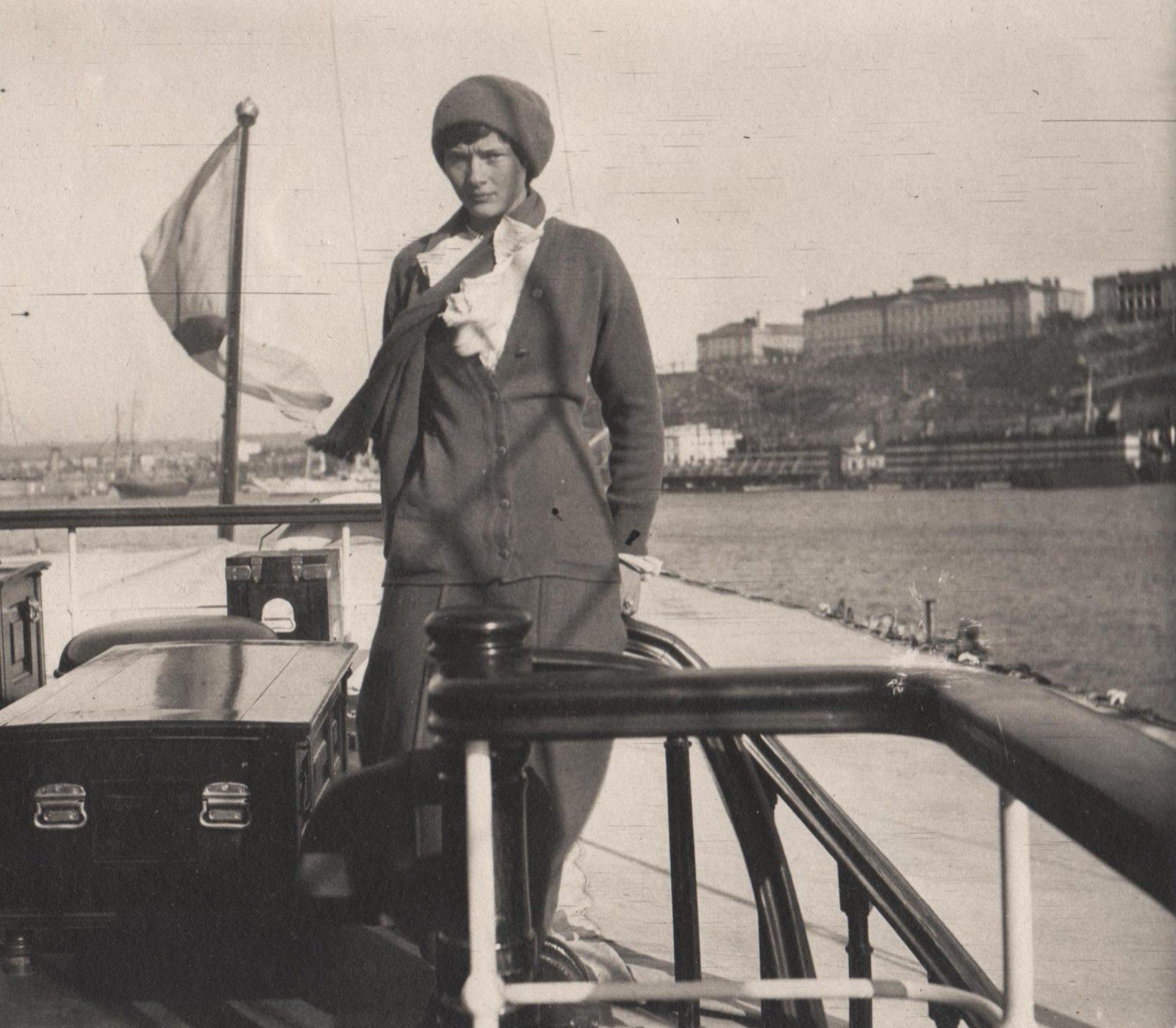 Grand Duchesses Olga, 1913-1917