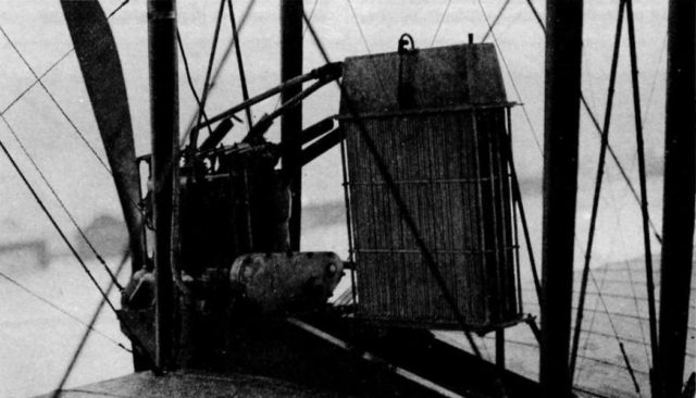 Heavy bomber Ilya Muromets IM-S series Argus-ASII engine