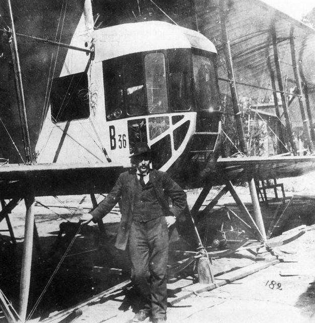 Heavy bomber Ilya Muromets IM series V