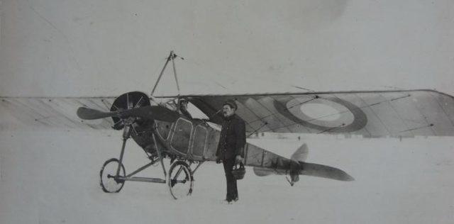 1914 Winter: Reconnaissance Airplane Moska-MB