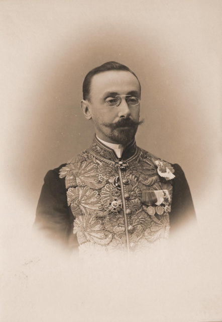 Tolstoy Ivan Ivanovich - Count, statesman, minister of public education