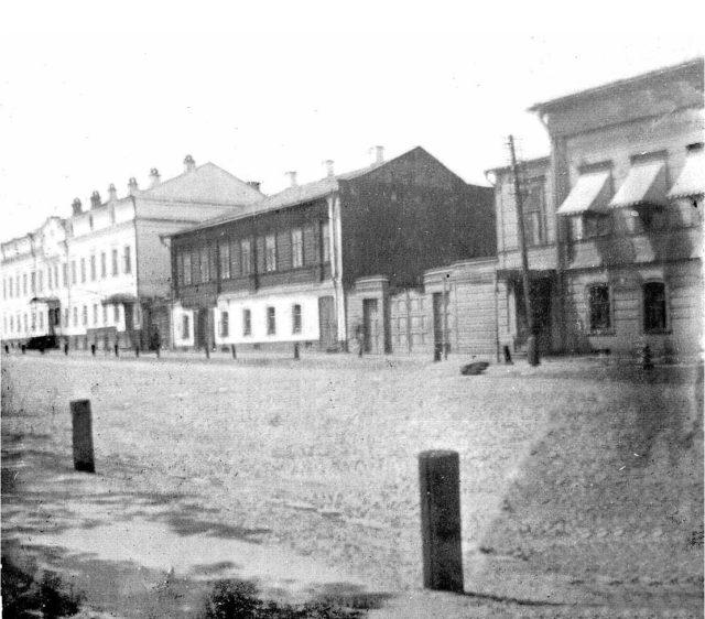 Bolshaya Nizhegorodskaya Street.
