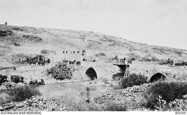 Gesher Bnot Yaakov - Jisr Benat Yakub - 1918 - 7256073