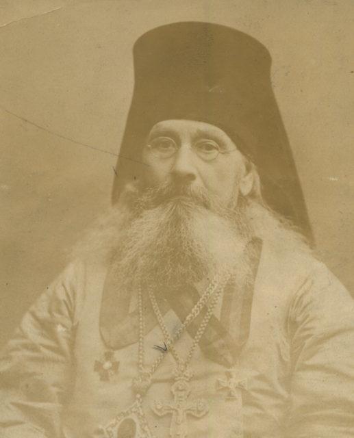 Bishop Mitrofan (Zagorsky). Murom, 1913 - 1918