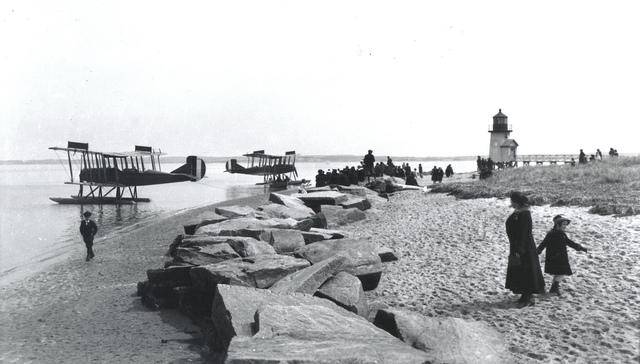 Brant Point Seaplanes, 1918