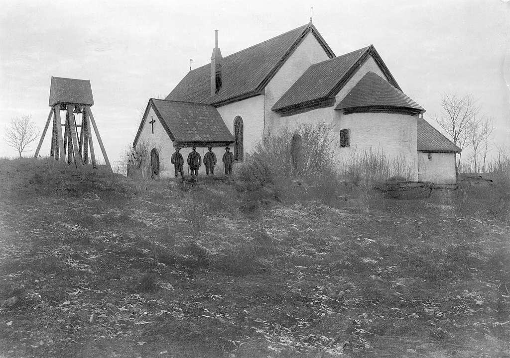 Göteve Church, Västergötland, Sweden