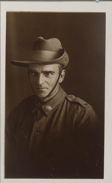 Leslie William Bushby