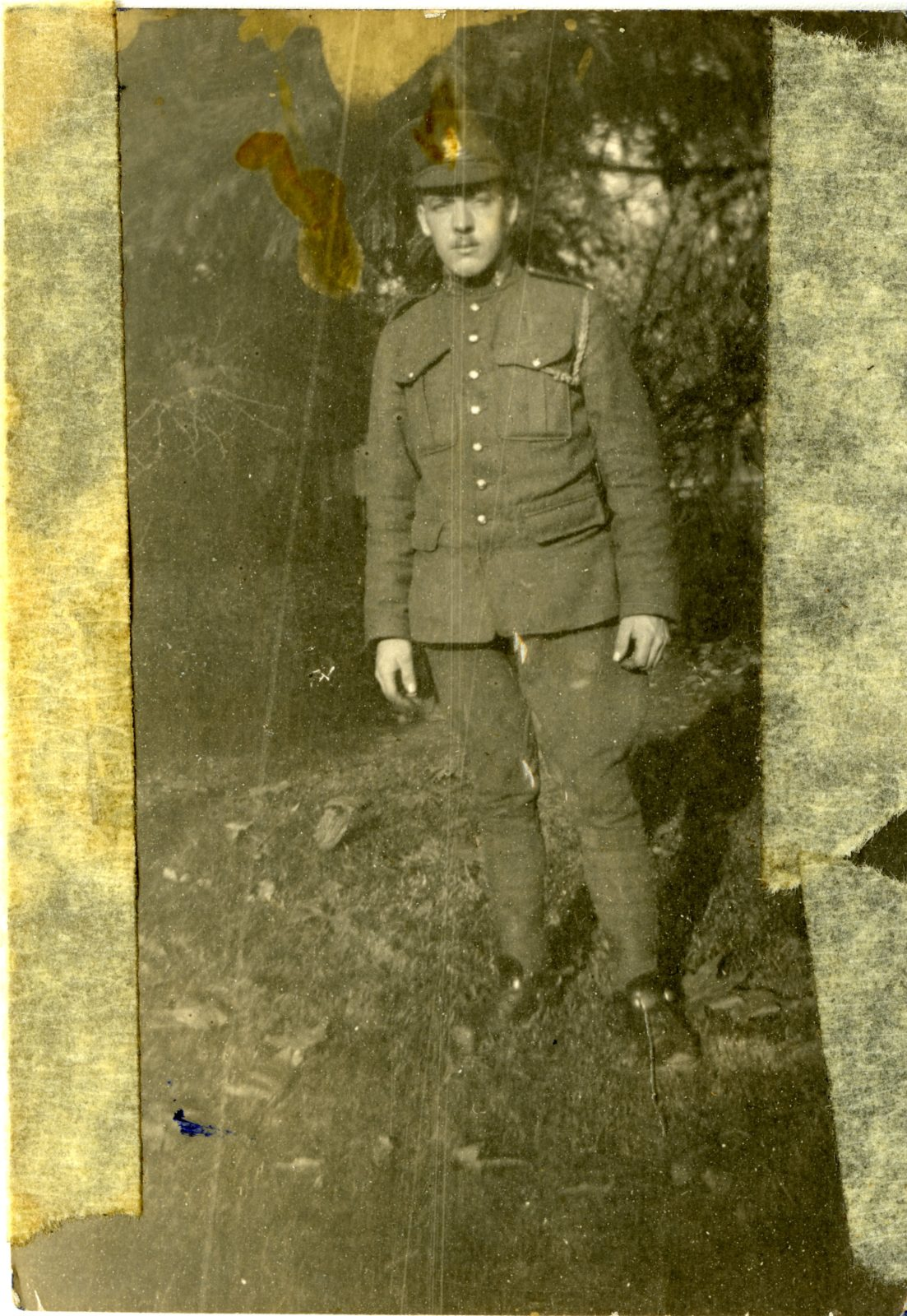 "Private A. ""Rolly"" Rollinson"