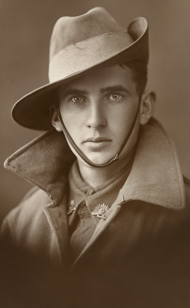 Unidentified soldier of the First AIF