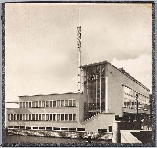 Bankgebouw HAV | HAV Bank