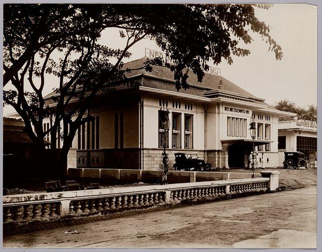 Bankgebouw Nederlands-Indische Escompto Maatschappij | Bank of Dutch Indies Escompto Company