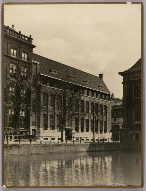 Bankgebouw Pierson Heldring Pierson | Pierson Heldring Pierson Bank