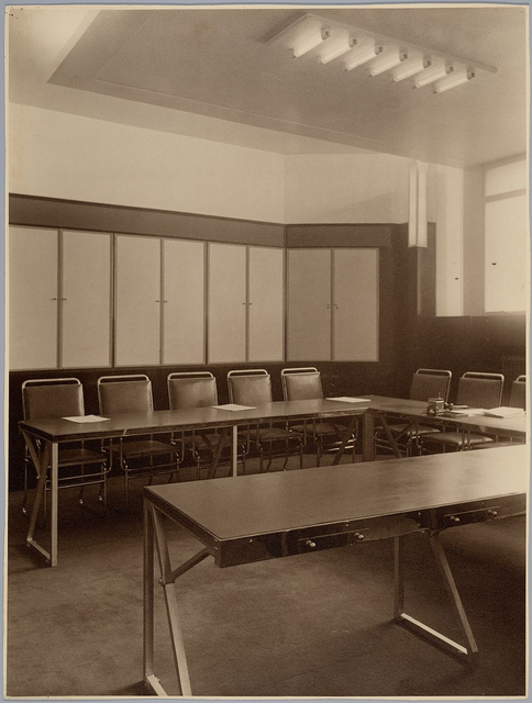 Bestuurskamer De Volharding | De Volharding Board Room