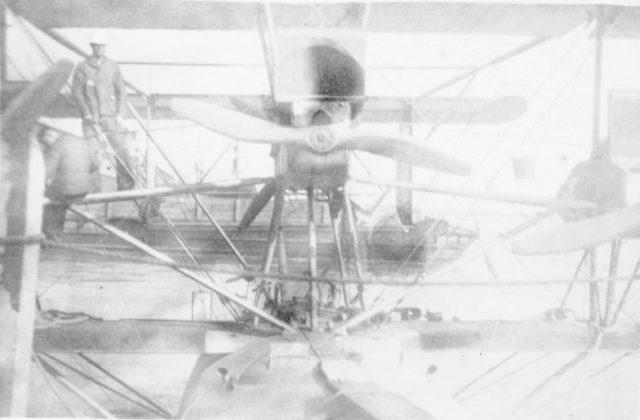 Curtiss NC-4 002