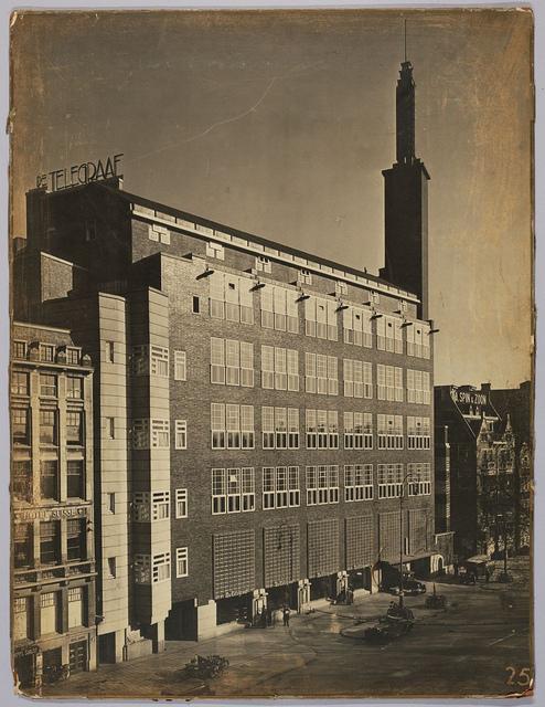 Gebouw De Telegraaf | De Telegraaf Building