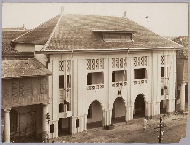Kantoorgebouw Borneo | Borneo Office Building