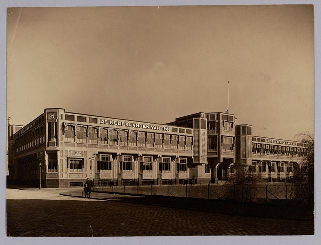 Kantoorgebouw De Nederlanden van 1845 | De Nederlanden van 1845 Office Building