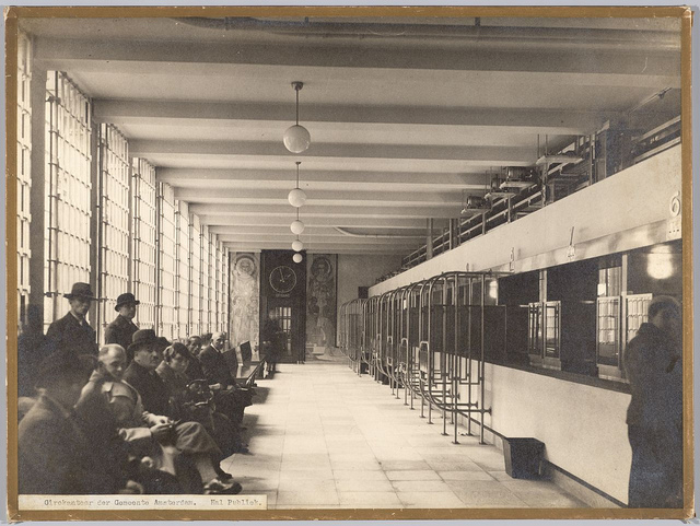 Kantoorgebouw Gemeentegiro | Giro Bank Office building