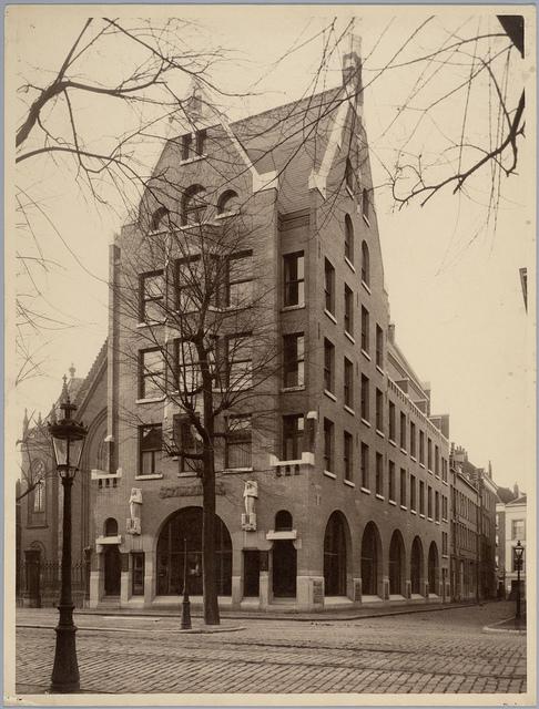 Kantoorgebouw Hermes | Hermes Office Building