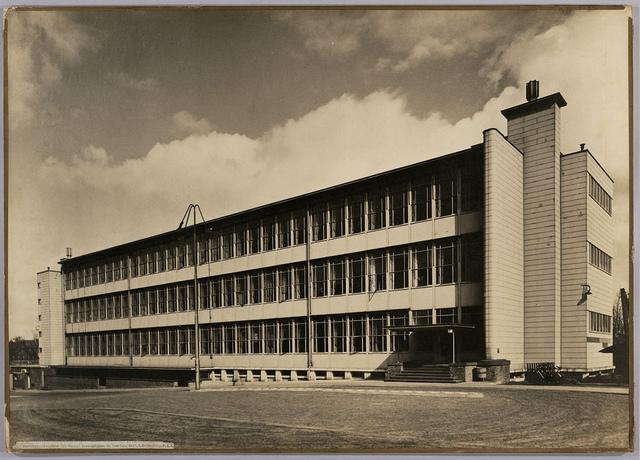Kantoorgebouw Oranje Nassaumijnen | Oranje Nassau Mines Office Building